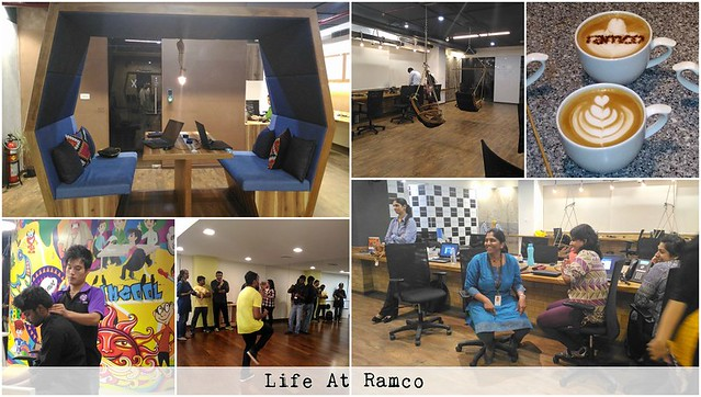 Life At Ramco Bloggers Meet