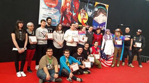 X Salón del Cómic y Manga de Castilla y León. Asociaciones