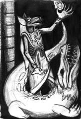 Funerary Rites of Anubis