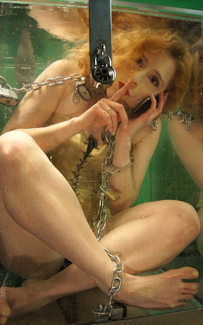 Underwater Cell Phone Commercial
