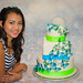 me and the cake by Sarahs Cakes 503