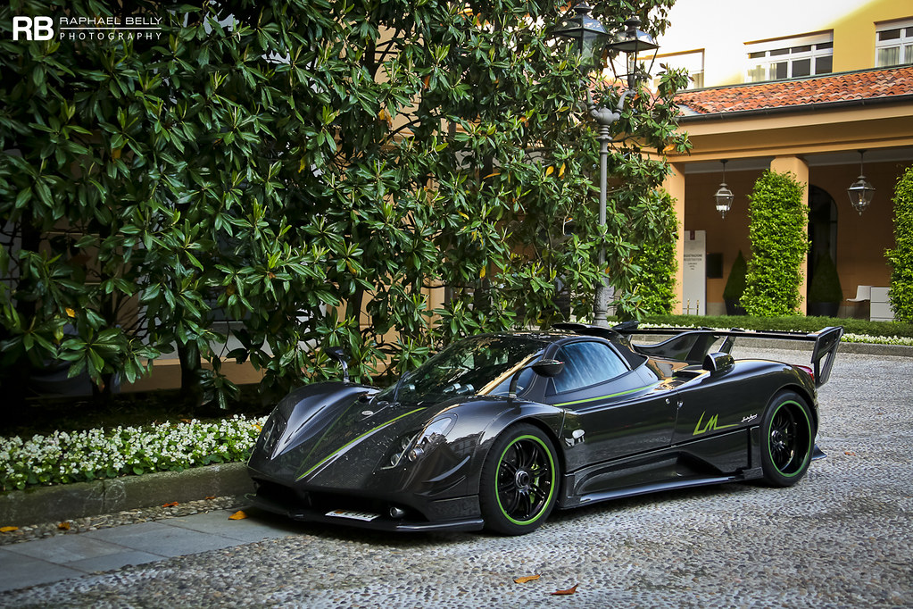 pagani zonda 760 lm roadster | raphaël belly | flickr