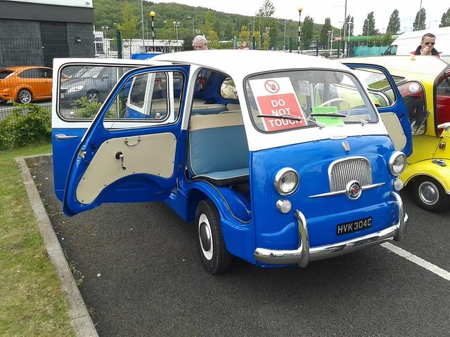 Fiat 600 Multipla HVK304C