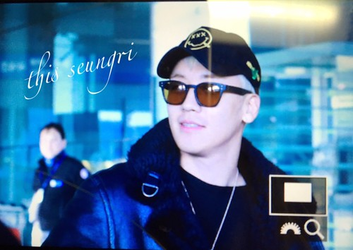 Big Bang - Incheon Airport - 07dec2015 - Strongbabe1212 - 03