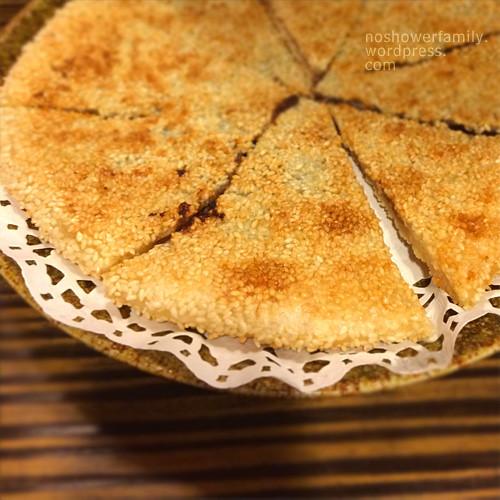 Red Bean Paste Pancake