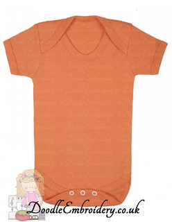 Body Suit - Orange copy