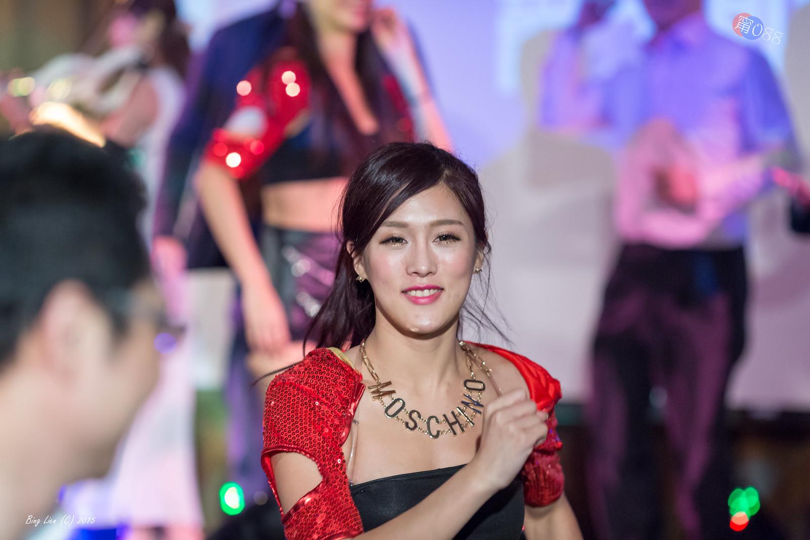 2015 公司尾牙晚會之勁歌熱舞