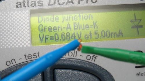 DCA75 測定テスト
