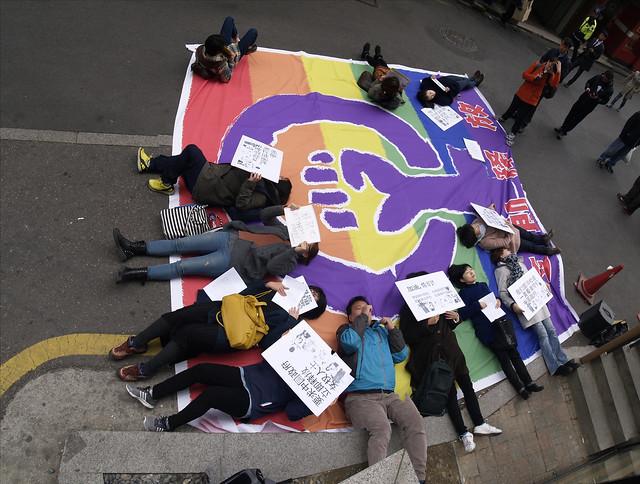 3/18 중국 활동가 석방과 탄압 중단 요구 기자회견