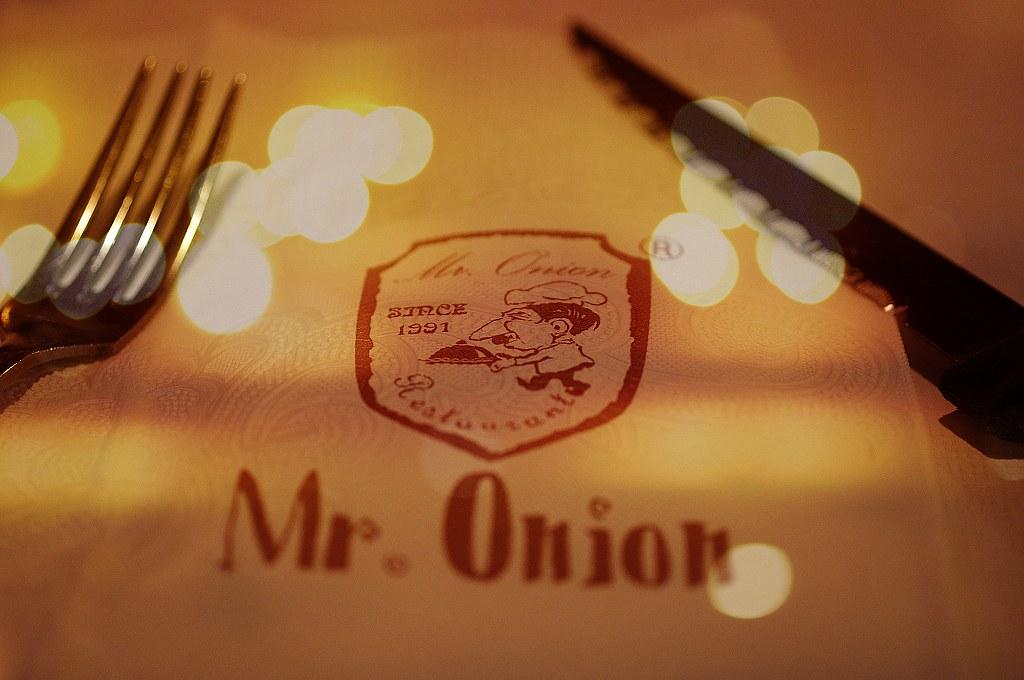 onion 洋蔥牛排