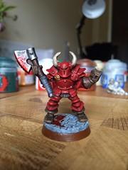 Heroquest Chaos warrior