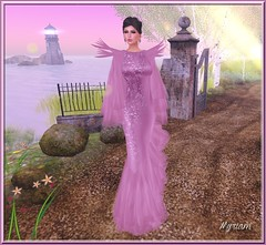 :: PurpleMoon Creations :: ARWEN Gown