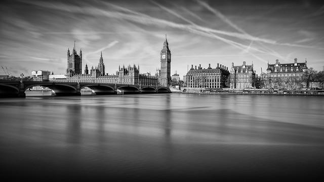 Sean Batten - Westminster Long Exposure