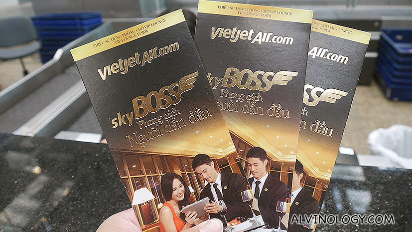 Fly like a boss with Vietjet Air's Skyboss