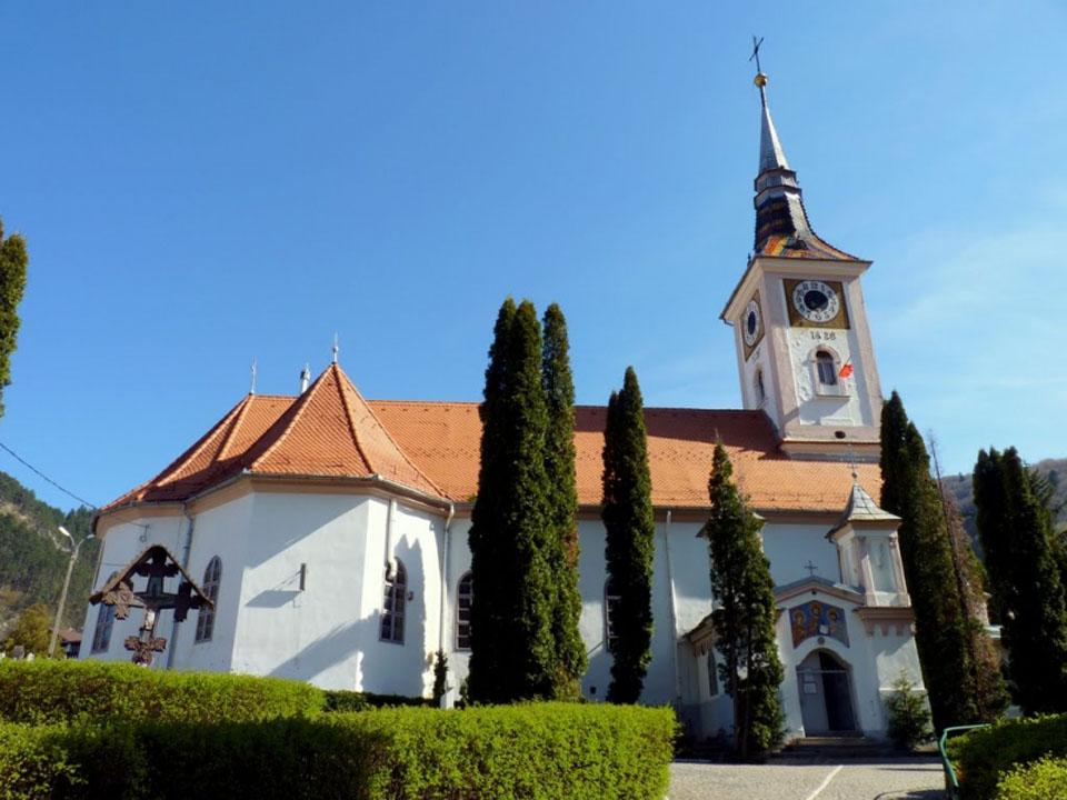 Biserica Sfânta Treime din Scheii Brașovului