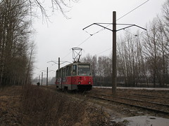 Ryazan tram 71-605 5 2007