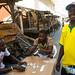 Losing at Dominoes - Cap-Haïtien, Haiti