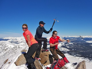 Charlie's Angels Summit Mt Massive