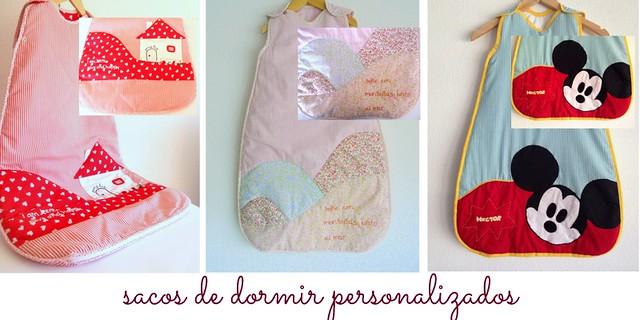 sacos de dormir personalizados