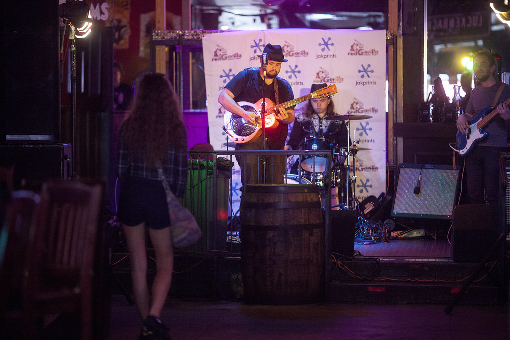 Hector Anchando Band | Dizzy Rooster | SXSW | March 19, 2015