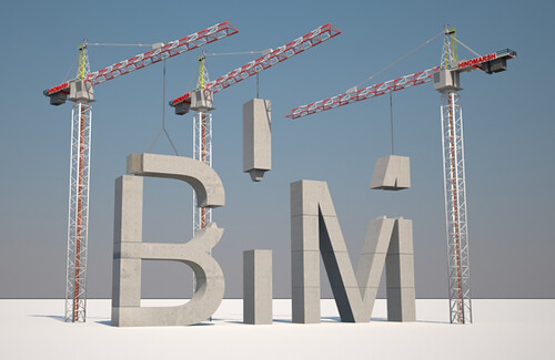 The Victorian chapter of the Master Builders Association uses large-scale BIM models