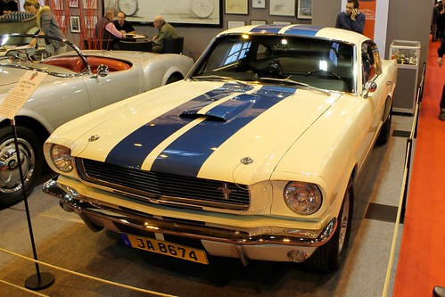 Ford Mustang Shelby GT 350 1966