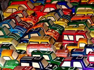 Cars at Ramsgate
