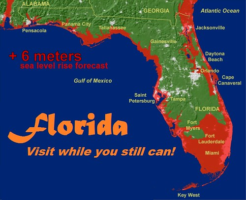 Don't Say 'Climate Change' in Florida