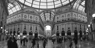 Milan - Vittorio Emmanuele mall