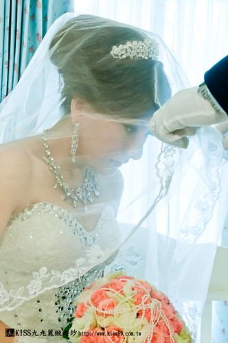 【高雄婚禮攝影推薦】婚禮婚宴全記錄:kiss99婚紗公司,網友都推薦的結婚幸福推手! (13)