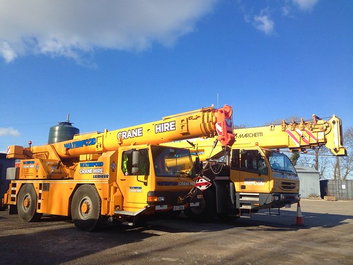 Waterford Crane Hire