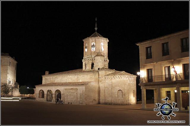 Iglesia de San Miguel, Almazán, Soria. España.