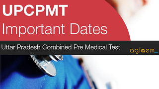 UPCPMT Important Dates 2016