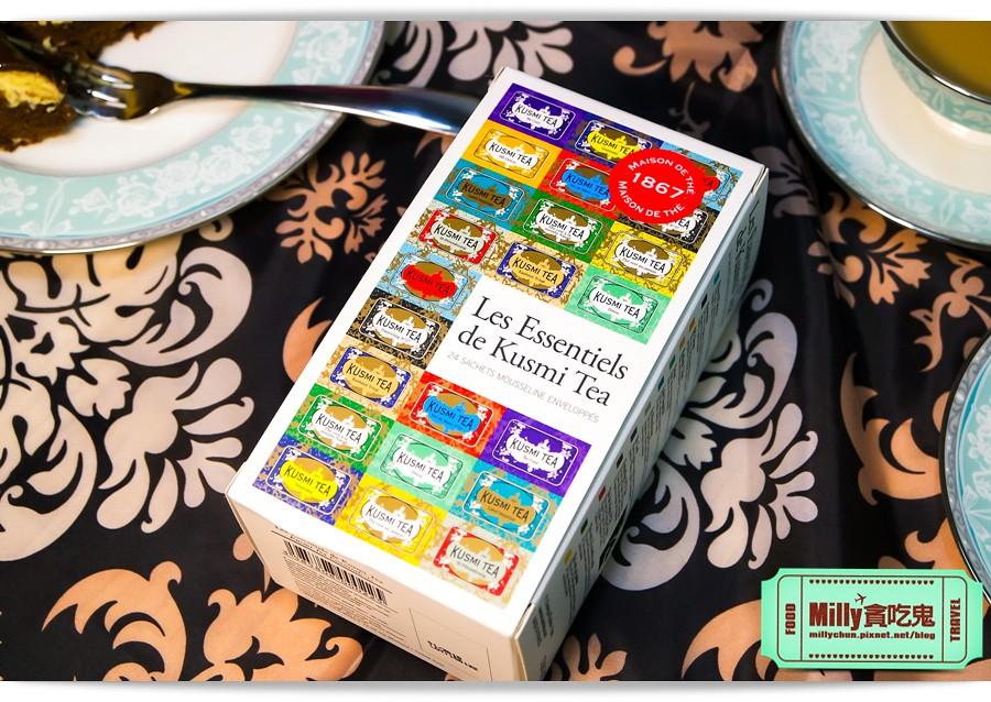 KUSMI TEA 特選暢銷風味茶包組0003