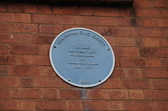 Photo of Louisa Anne Ryland blue plaque