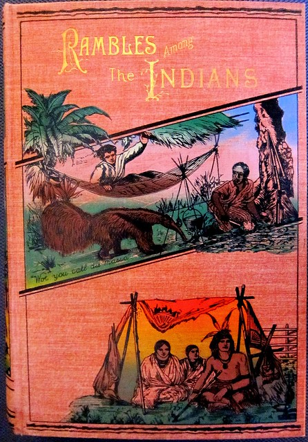 catlin rambles among the indians
