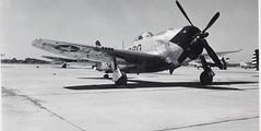 Republic P-47D Thunderbolt Possibly a P-47D-25-RE
