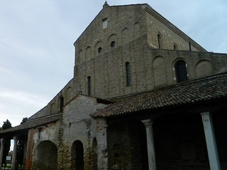 Torcello, Church of Santa Fosca