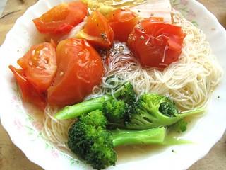007 Vegetarian Soup Beehoon