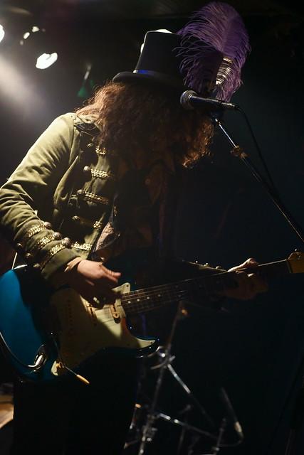 Coal Tar Moon live at Outbreak, Tokyo, 20 Apr 2015. 048