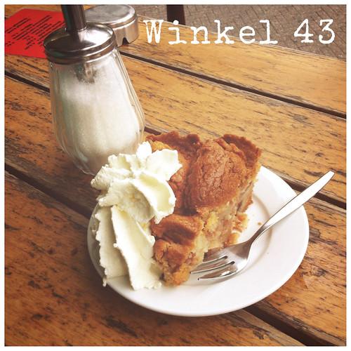 Winkel 43 #amsterdam
