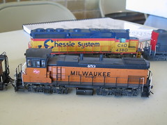 Milwaukee Switcher