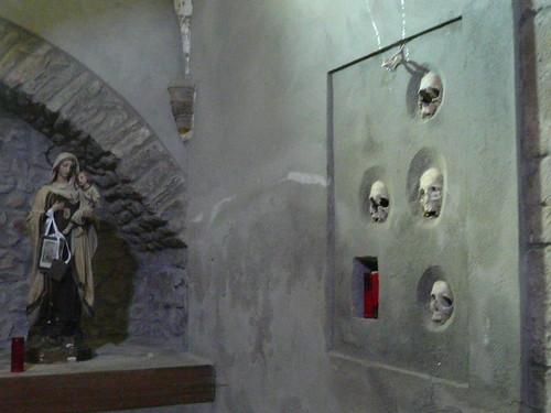 Calaveras, ermita S. Féliz de Villalfeide