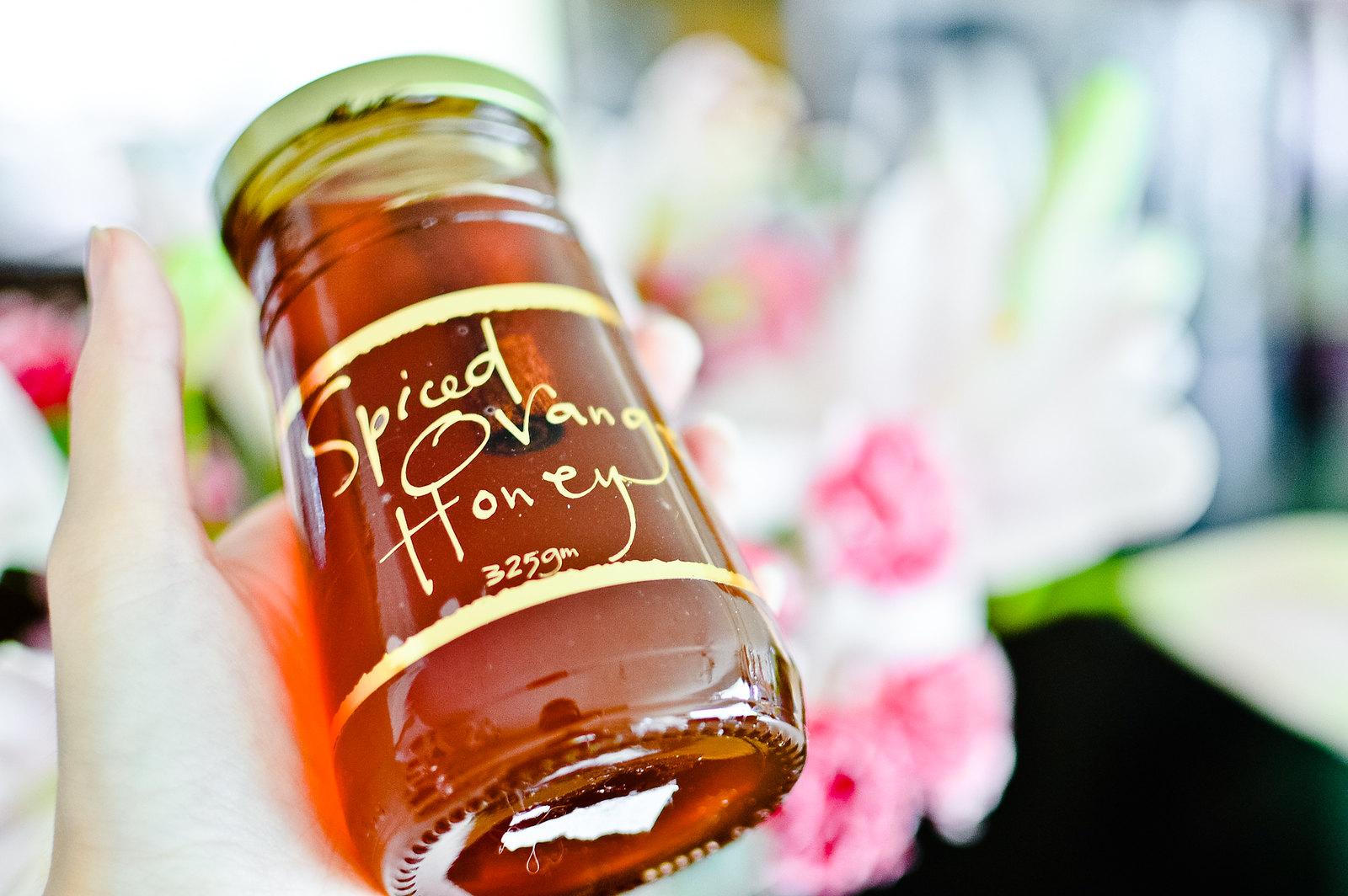 Ogilvie & Co.'s Spiced Orange Honey