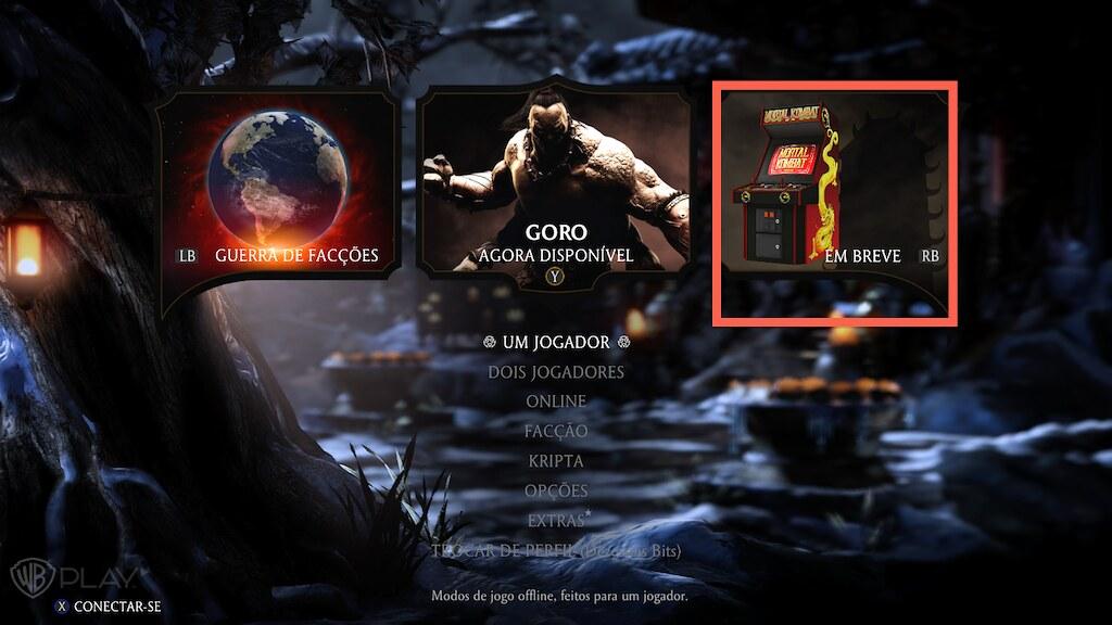 Mortal Kombat XL - [ TÓPICO OFICIAL ] | Page 8 | Fórum