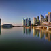 MBS + CBD in the morning by Ken Goh thanks for 3 Million views