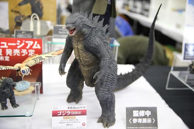 [X-PLUS] Godzilla (2014) 30cm 17166520775_25f43368bf_z
