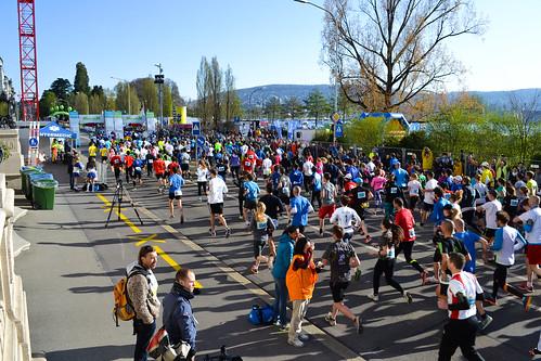 Best Of Zürich Marathon 2015