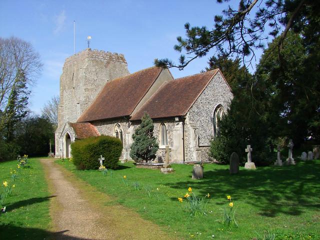 Holton St Mary