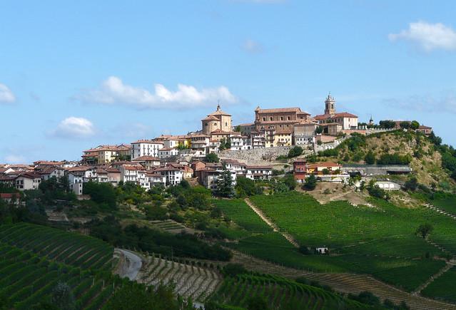 Piemont, La Morra